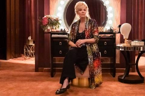 "Jean Smart stars as Deborah Vance, beloved comedian and ""Queen of Las Vegas,"" in the HBO Ma ..."