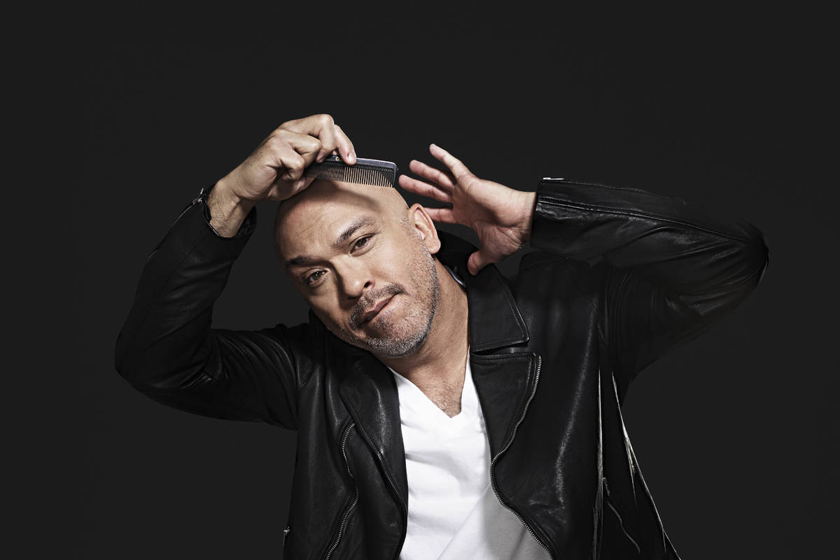 Jo Koy is among the star headliners booked at Encore Theater at Wynn Las Vegas. (Mandee Johnson ...