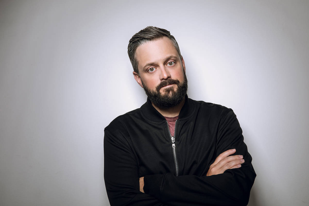 Nate Bargatze is among the star headliners booked at Encore Theater at Wynn Las Vegas (Rogers a ...