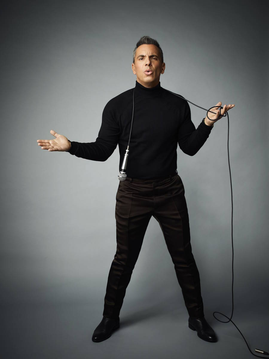 Sebastian Maniscalco is among the star headliners booked at Encore Theater at Wynn Las Vegas.