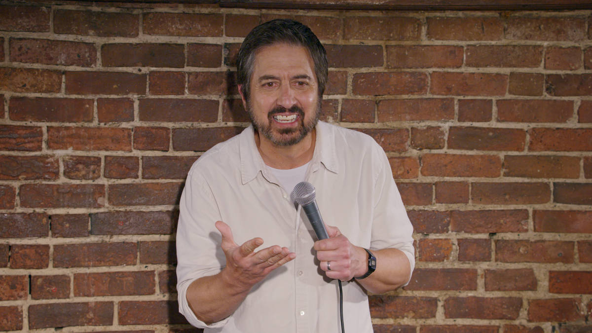 Ray Romano debuts his first Netflix comedy special, Ray Romano: Right Here, Around the Corner ( ...