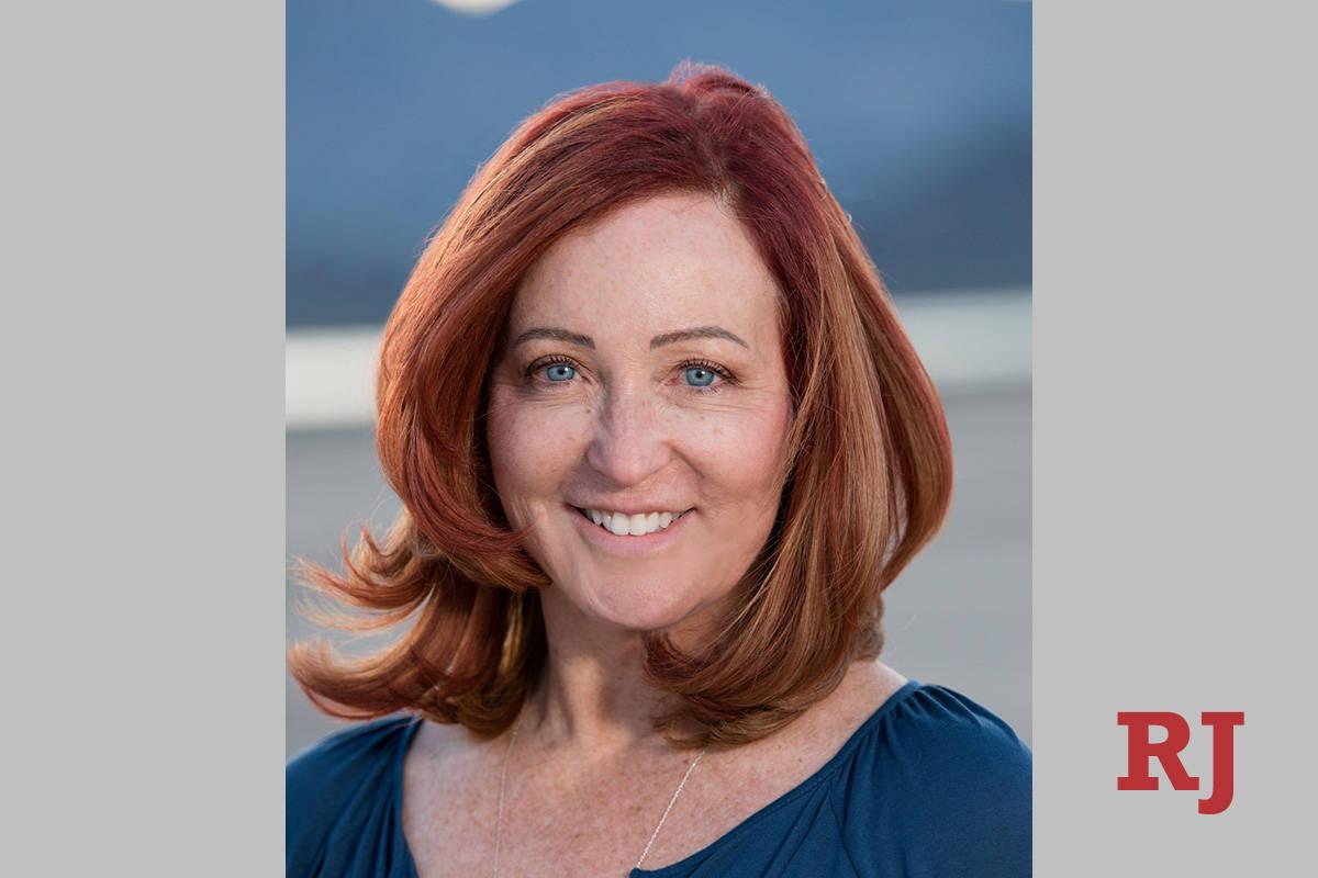 Nevada State Democratic Party Chair Judith Whitmer (Judith Whitmer)