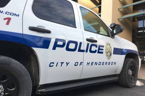 Henderson Police Department (Las Vegas Review-Journal)