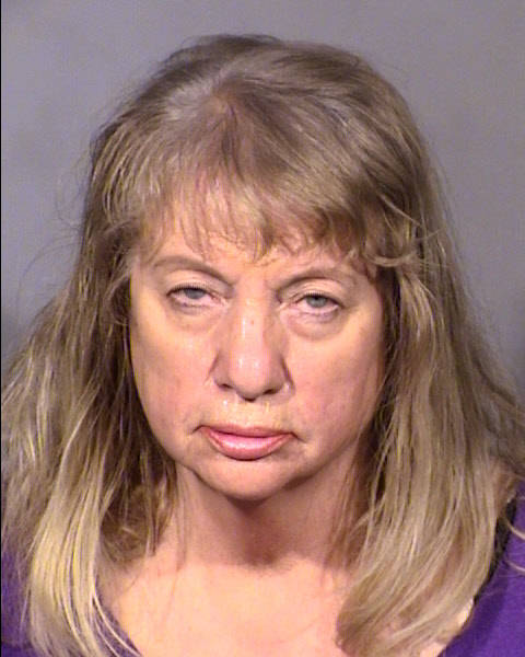 Carolyn Richardson was arrested on May 7, 2021, on a slew of charges, including theft and explo ...