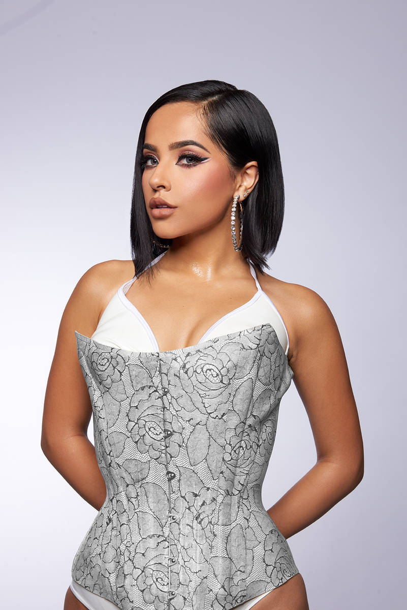 Becky G is among the announced headlining DJs at Resorts World Las Vegas. (Courtesy)