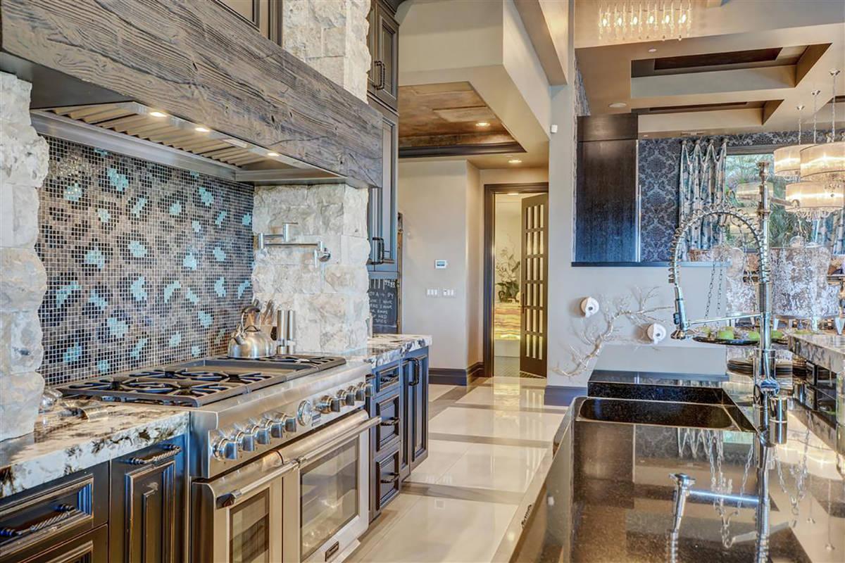 The kitchen. (Keller Williams)
