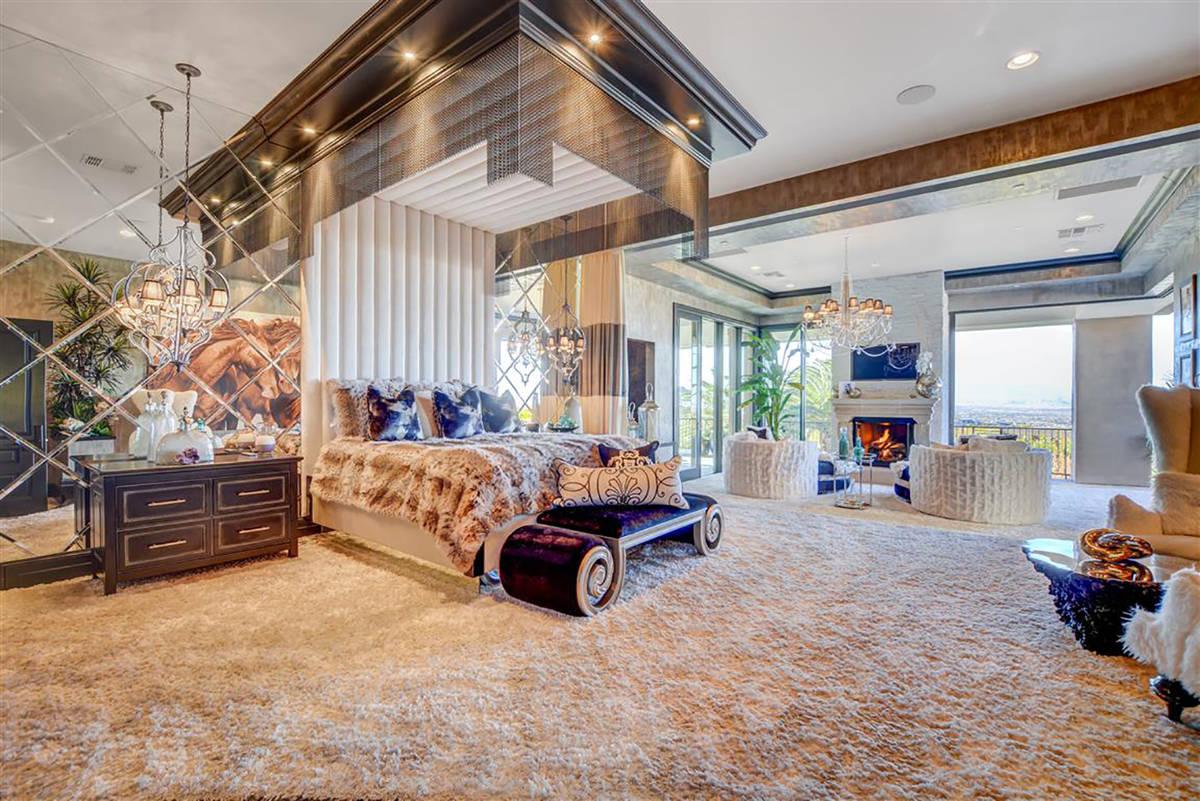 The master bedroom. (Keller Williams)