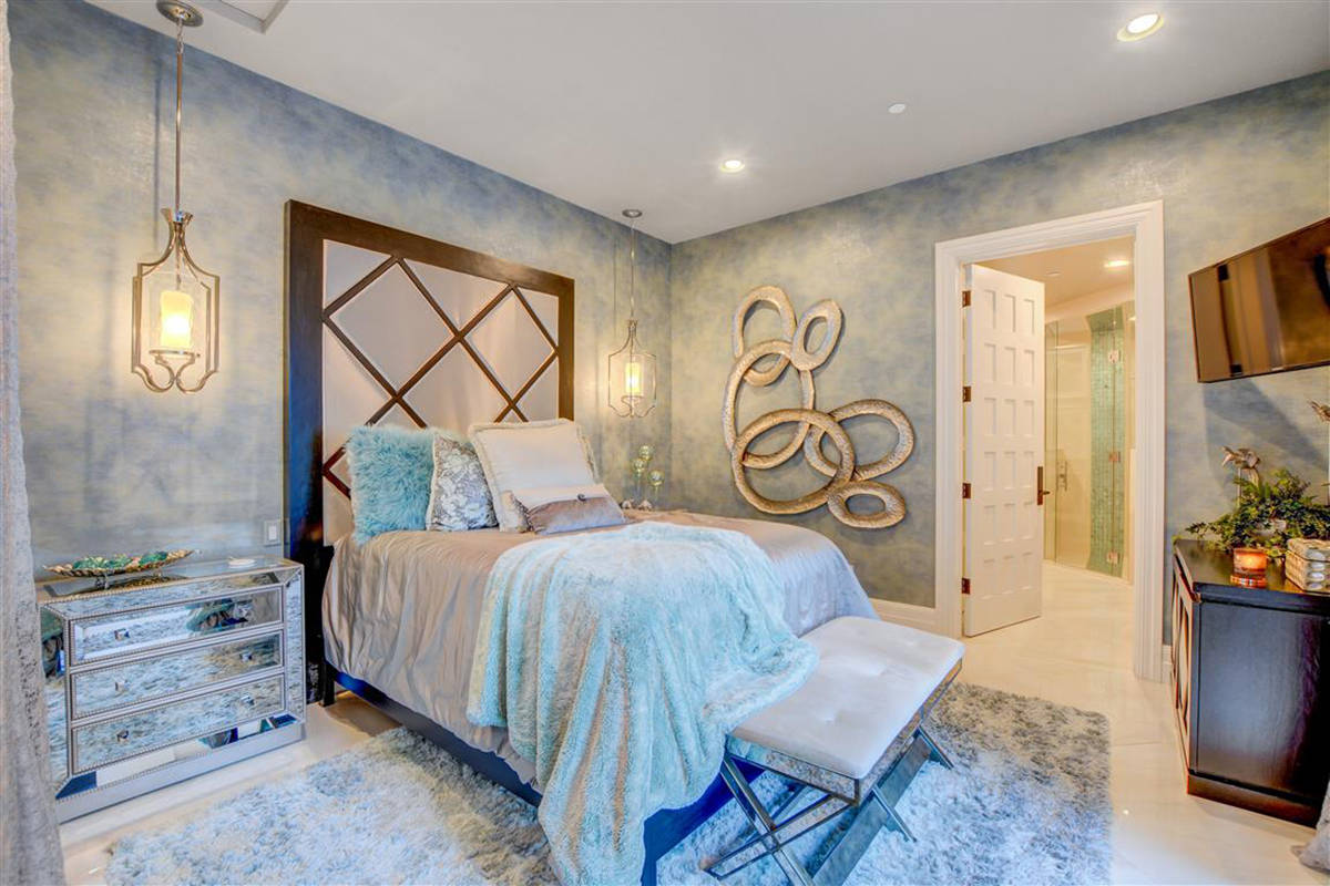 One of six bedrooms. (Keller Williams)