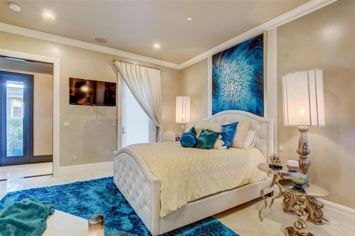 A guest bedroom. (Keller Williams)