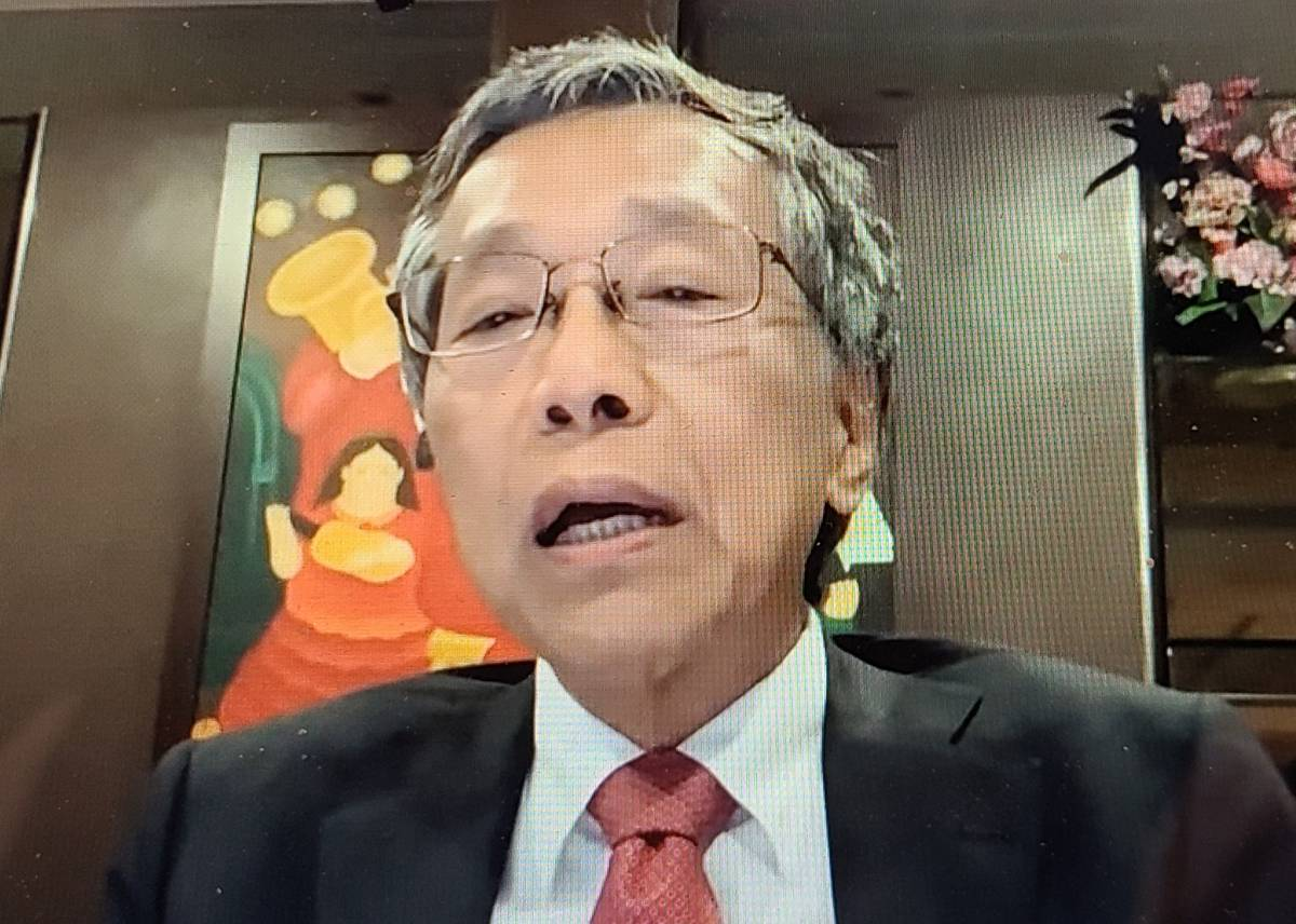 Genting Berhad Chairman Kok Thay (KT) Lim addresses the Nevada Gaming Commission Thursday, May ...