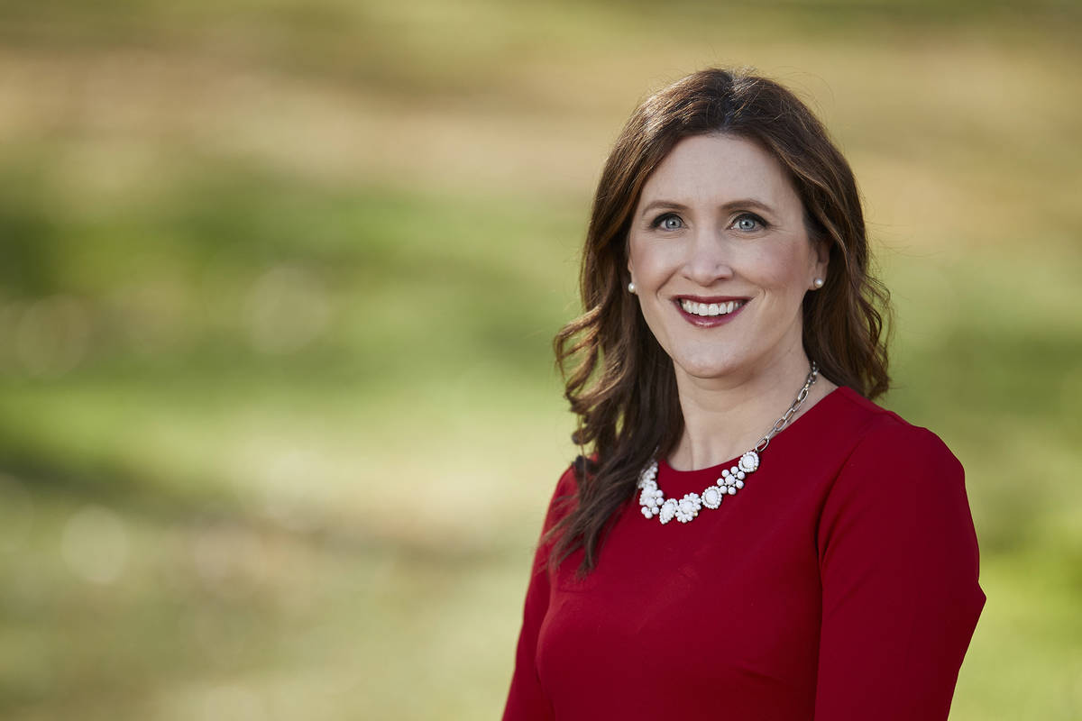 Danica Hays will become the UNLV College of Education's permanent dean July 1, 2021, after fi ...