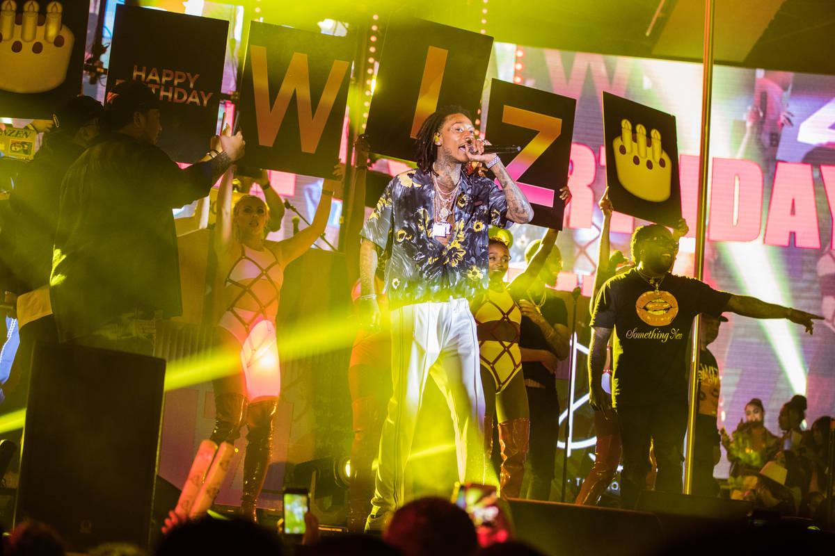Wiz Khalifa. (Tony Tran Photography)