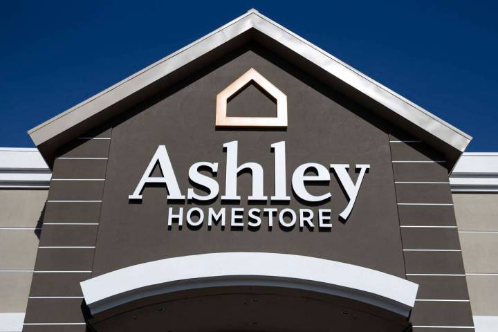The Clark County Planning Commission on Tuesday approved plans for a 273,222-square-foot Ashley ...