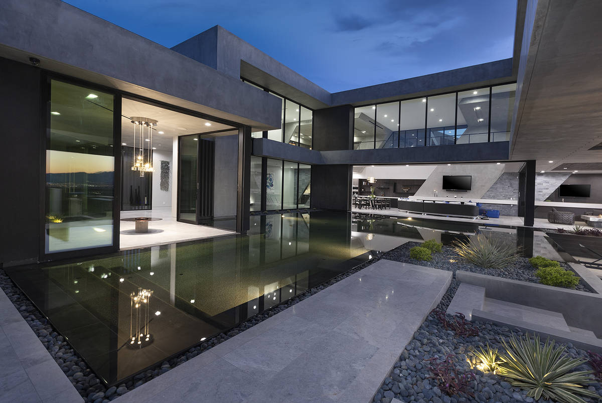 The home was designed and built by Blue Heron. (Synergy Sotheby's International Realty)