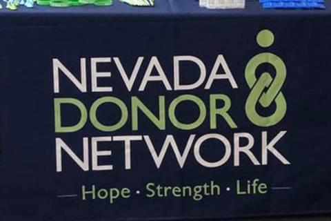 (Nevada Donor Network)