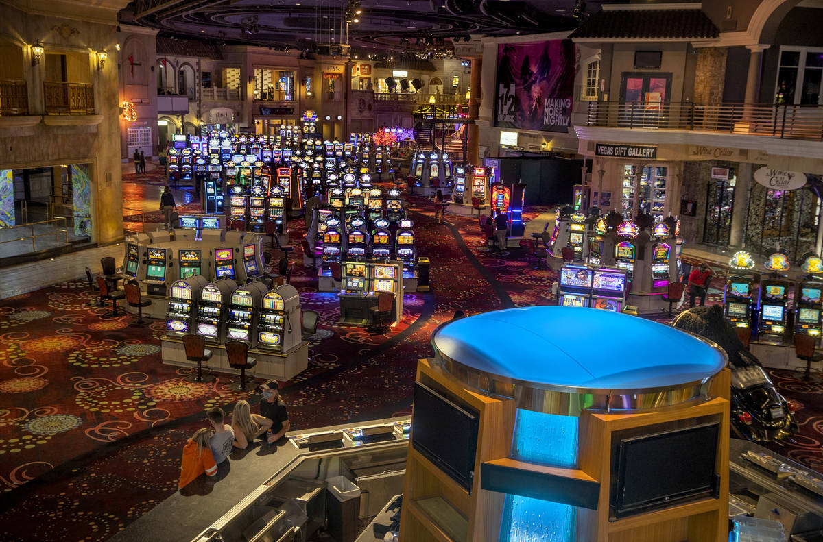 The new ownership group of the Rio, Dreamscape Companies, is planning renovations throughout th ...