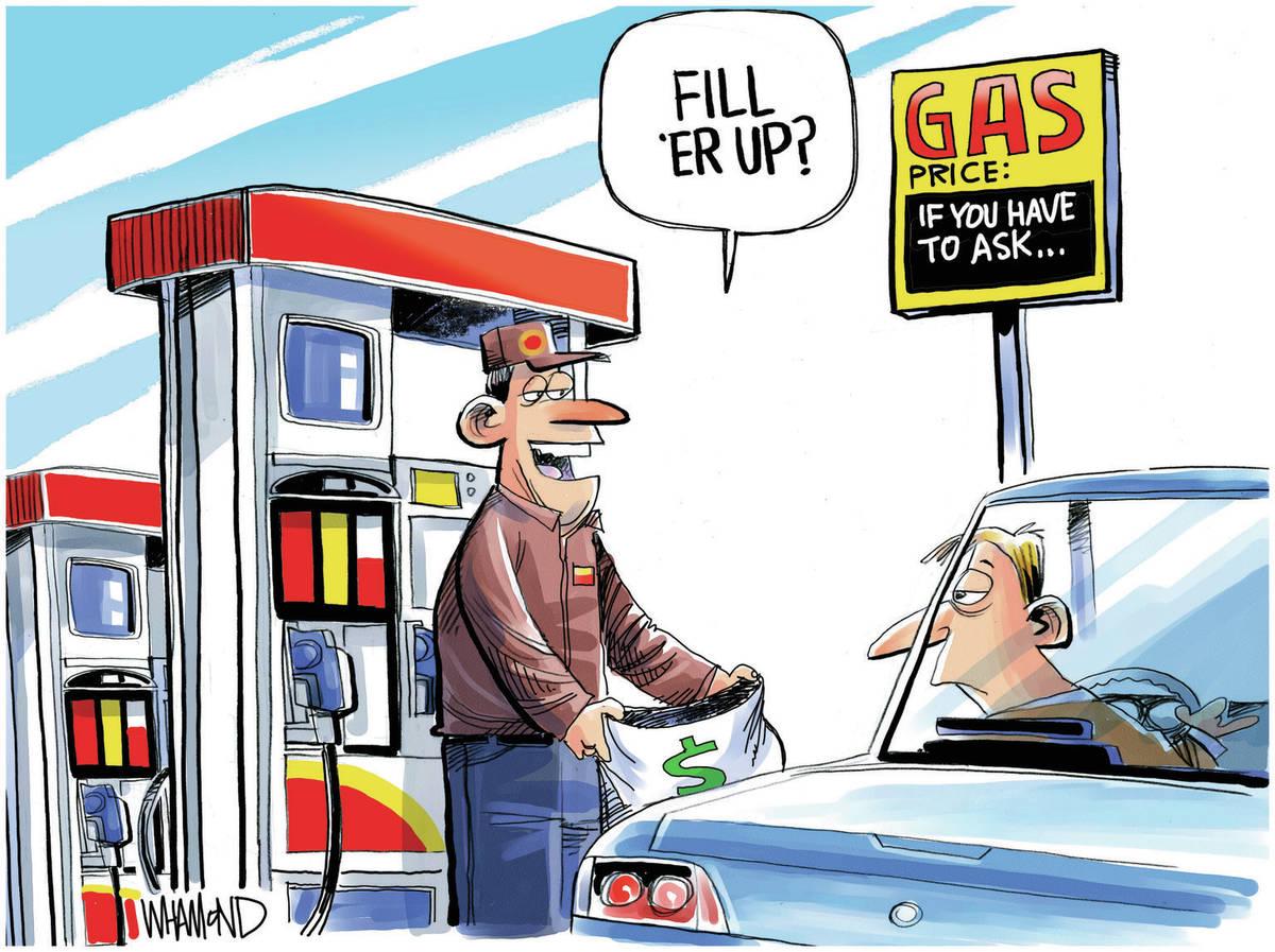 (Dave Whamond/Political Cartoons)