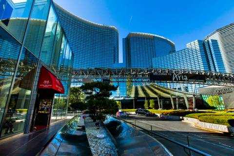 Posh Burger will open at Aria on June 11. (L.E. Baskow/Las Vegas Review-Journal) @Left_Eye_Images