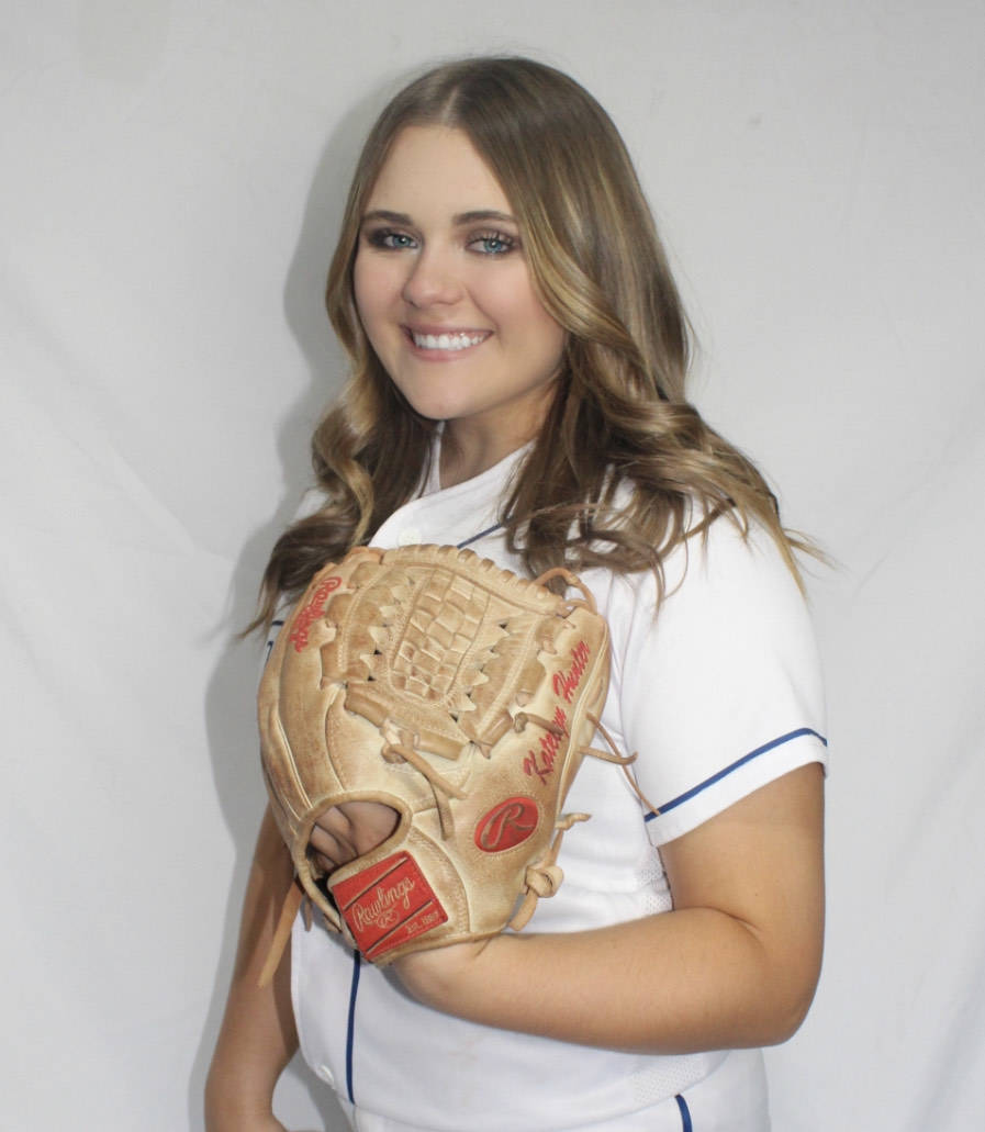 Bishop Gorman's Katelyn Hunter is a member of the Nevada Preps All-Southern Nevada softball team.