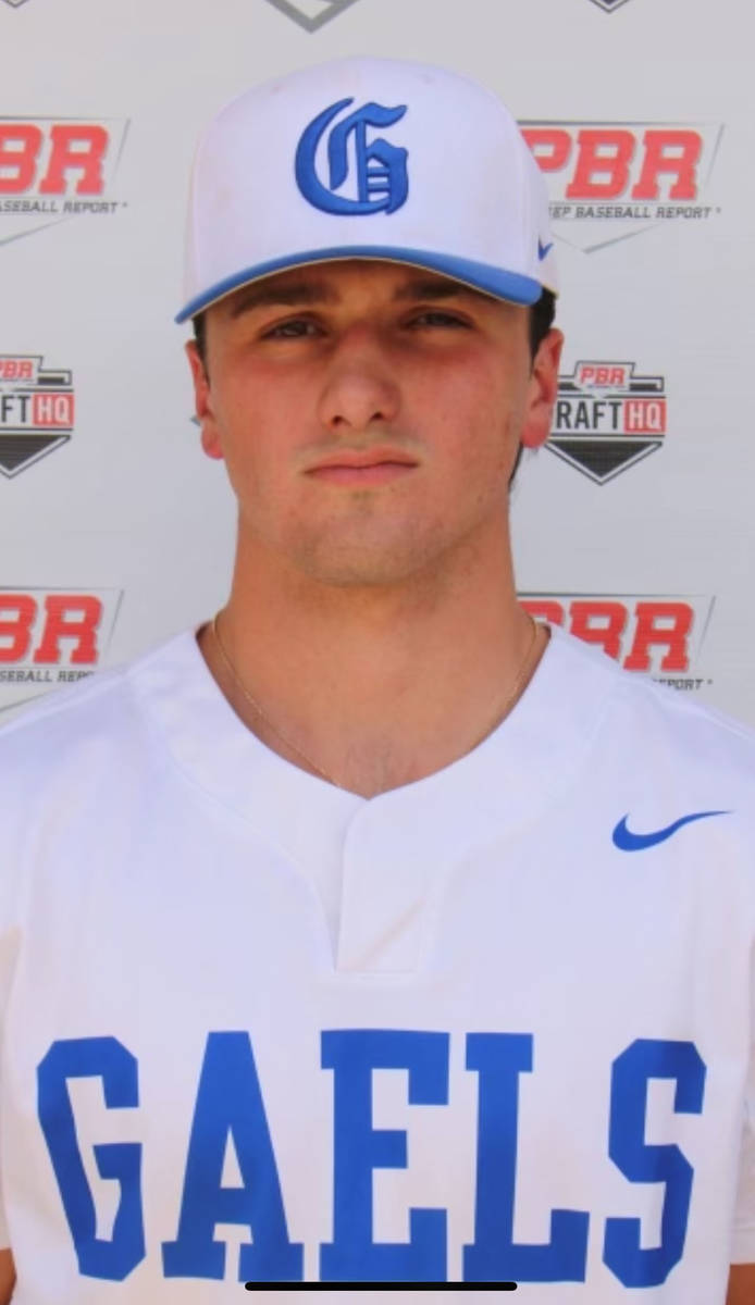 Bishop Gorman's Demitri Diamant is a member of the Nevada Preps All-Southern Nevada baseball team.