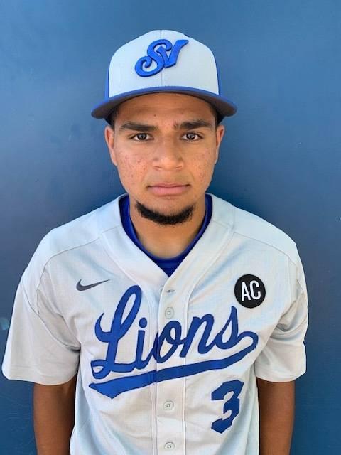 Sierra Vista's Dominic Lopez is a member of the Nevada Preps All-Southern Nevada baseball team.