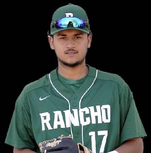 Rancho's Jairo Verdugo is a member of the Nevada Preps All-Southern Nevada baseball team.