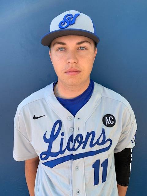 Sierra Vista's Spencer Blackwell is a member of the Nevada Preps All-Southern Nevada baseball team.