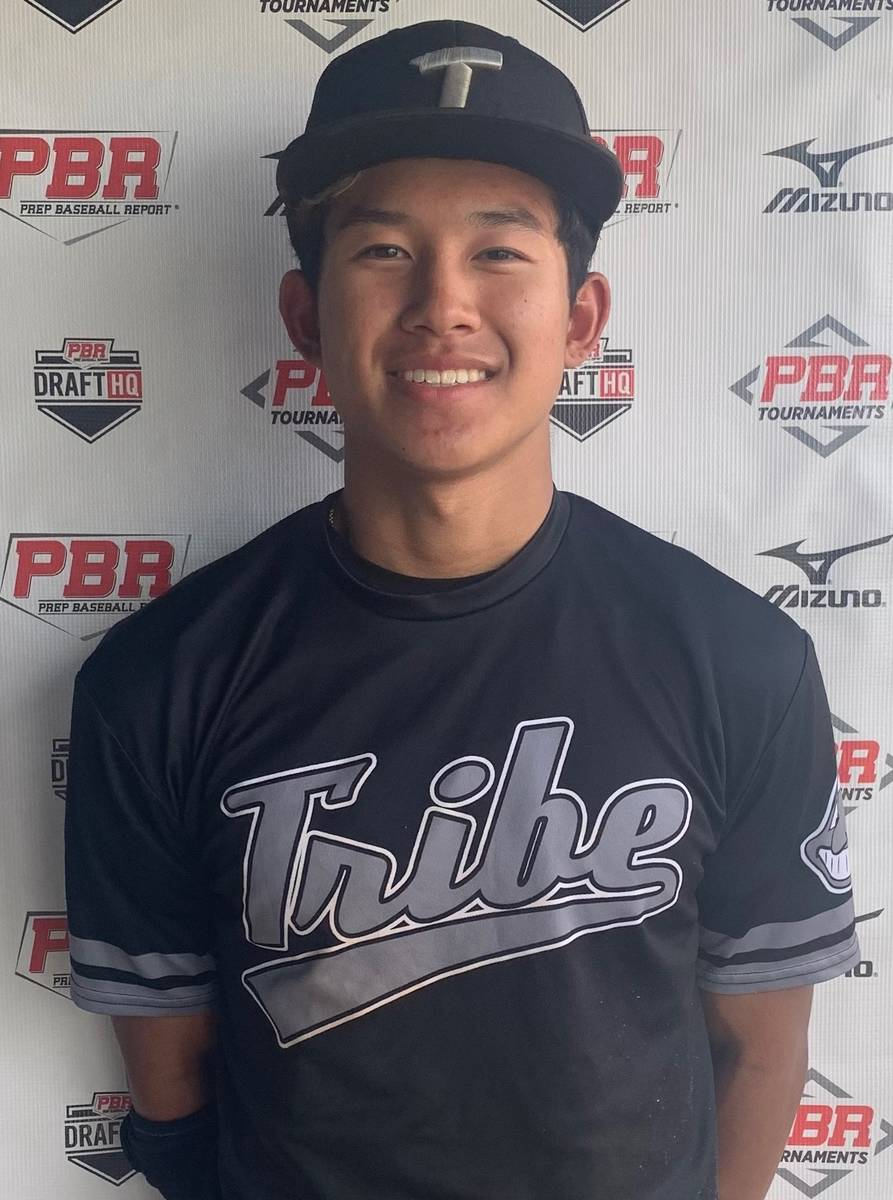 Basic's Ty Southisene is a member of the Nevada Preps All-Southern Nevada baseball team.