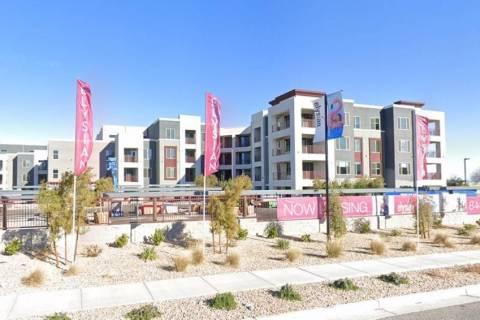 Elysian at Flamingo apartments (Google maps)