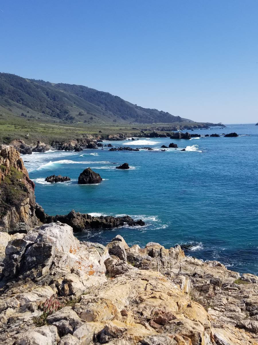 The southern stretch of Big Sur's cliff-clinging drive is within day-tripping distance of Cam ...