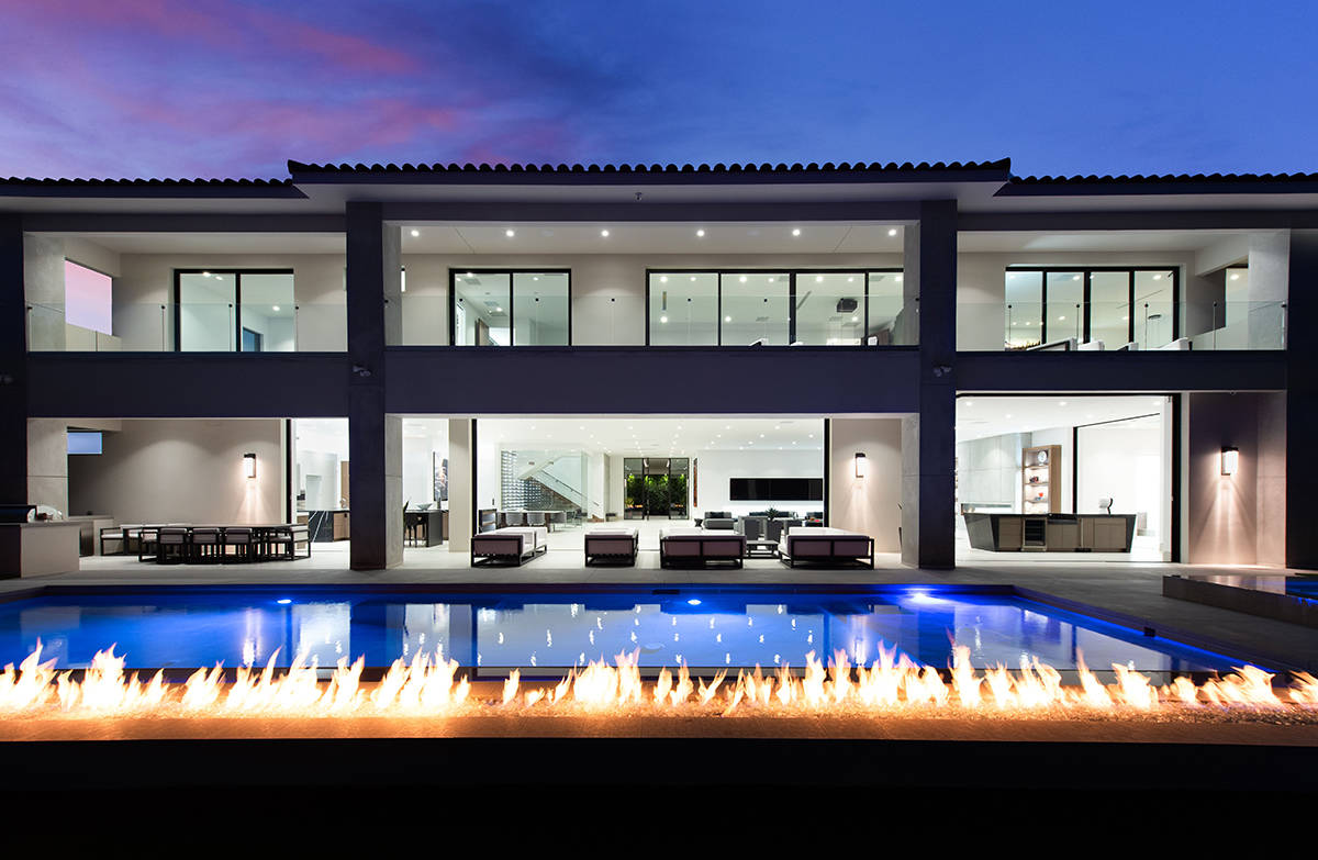 The most expensive home sold in May was for $8.8 million in the Enclaves neighborhood inside So ...