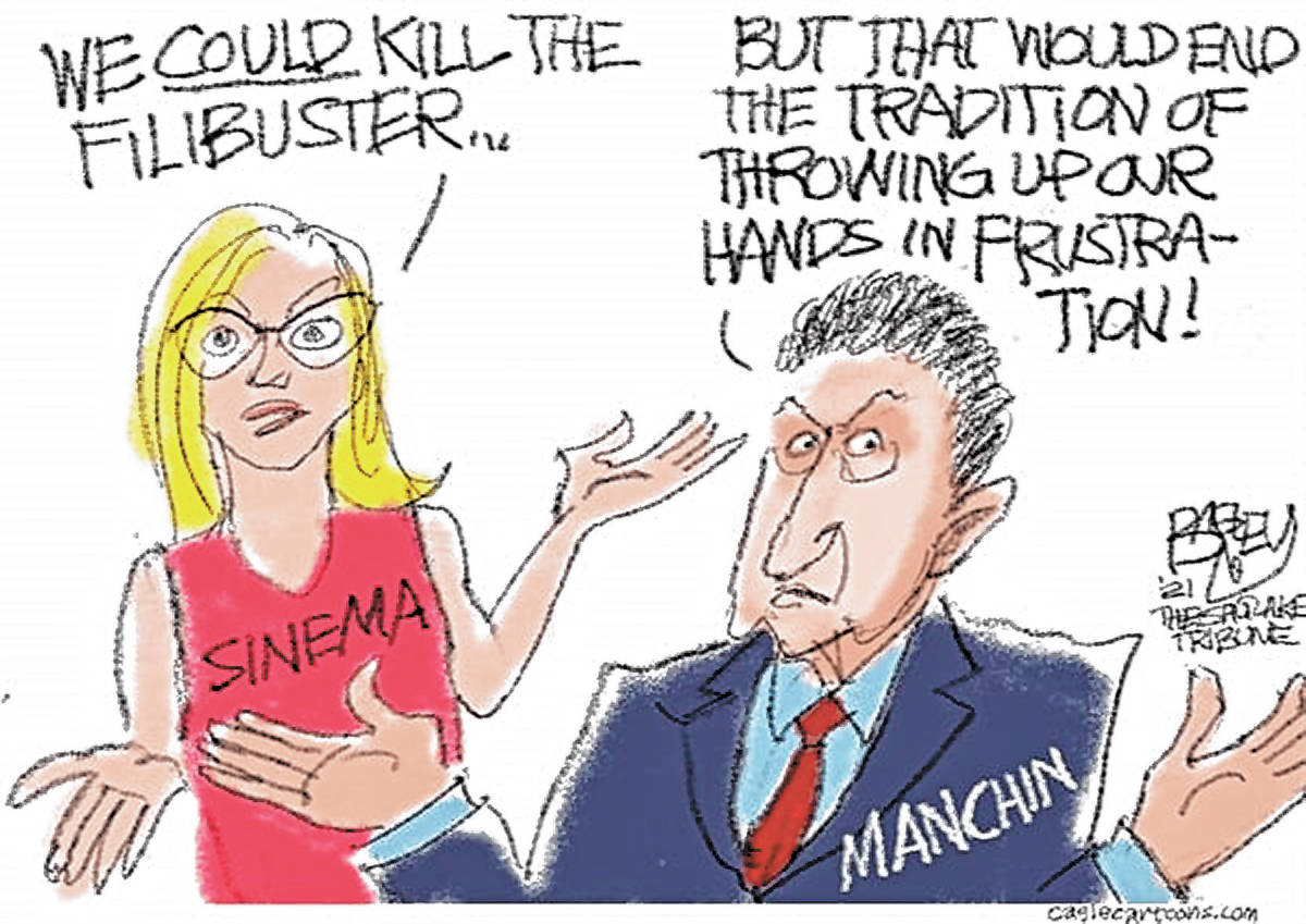 (Pat Bagley/The Salt Lake Tribune)