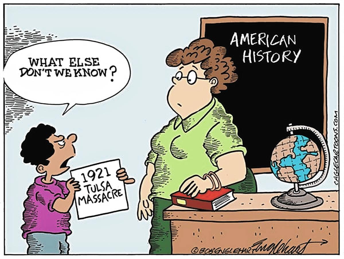 (Bob Engelhart/PoliticalCartoons.com)