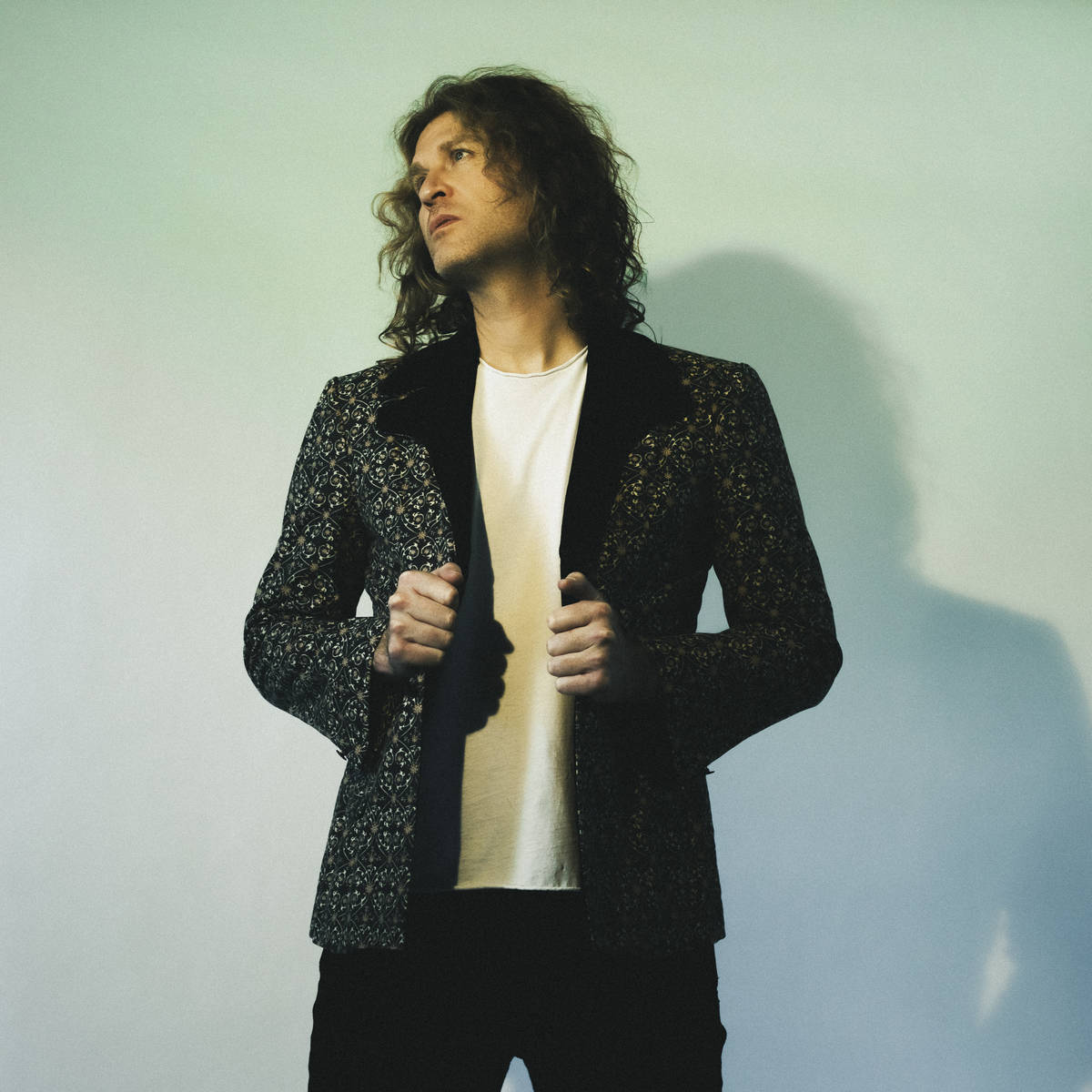 Dave Keuning once again recorded his latest solo album in his home studio. (Dana Trippe)
