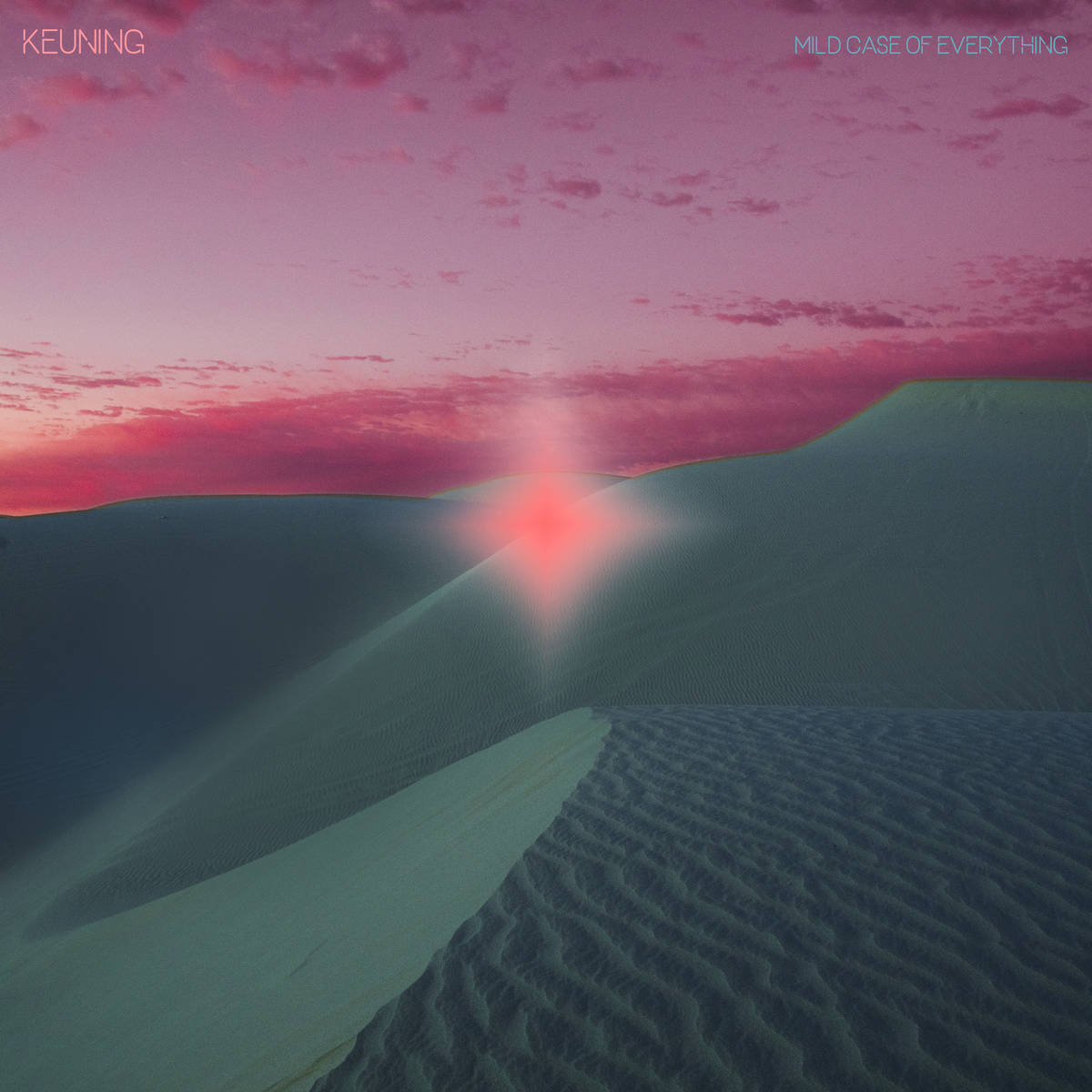 """Dave Keuning's second solo album, """"A Mild Case of Everything,"""" comes out on June 25. (Beac ..."""