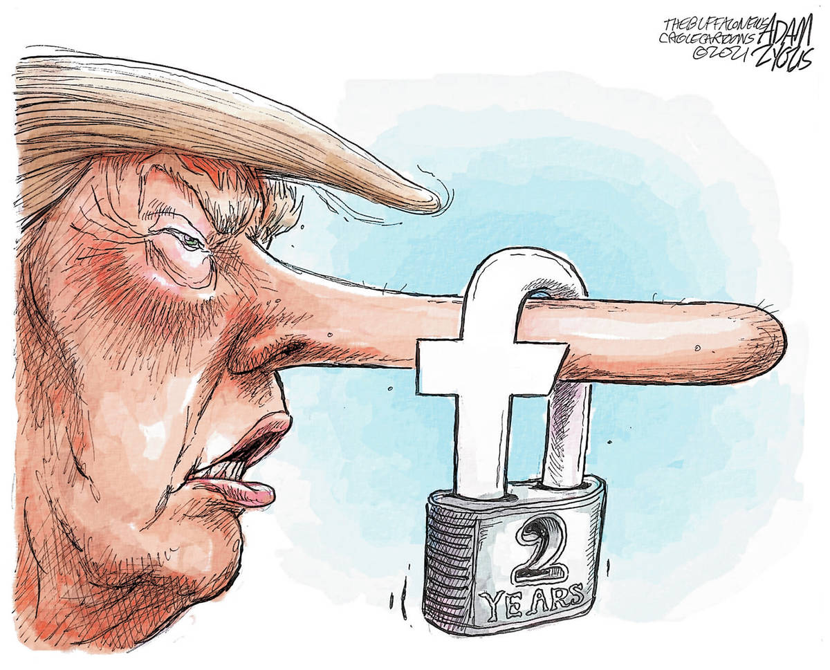 (Adam Zyglis/The Buffalo News, NY)