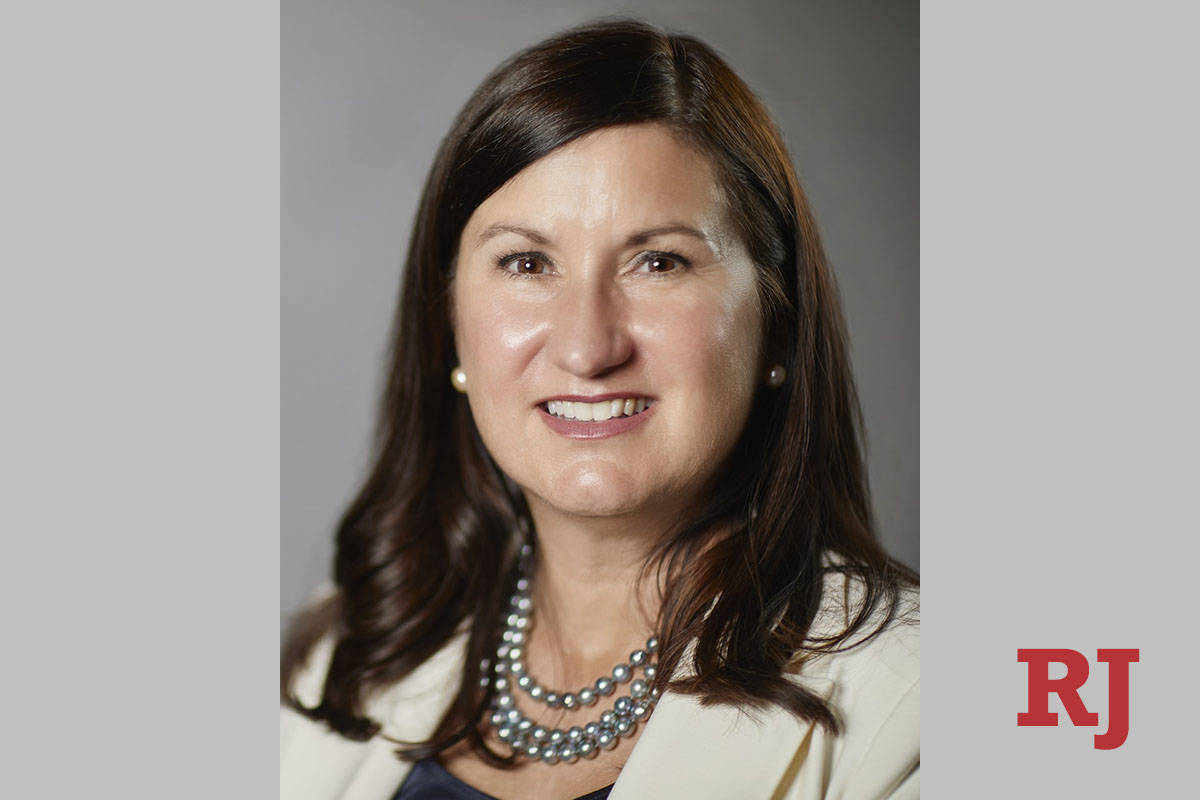 Melody Rose, chancellor of the Nevada System of Higher Education. The NSHE's Board of Regents v ...