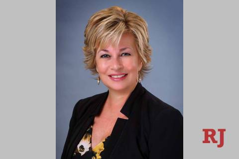 Vickie Shields, Nevada State College's acting president. (Nevada State College)