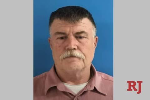 Samuel Alsup, 60 (Nye County Sheriff's Office)
