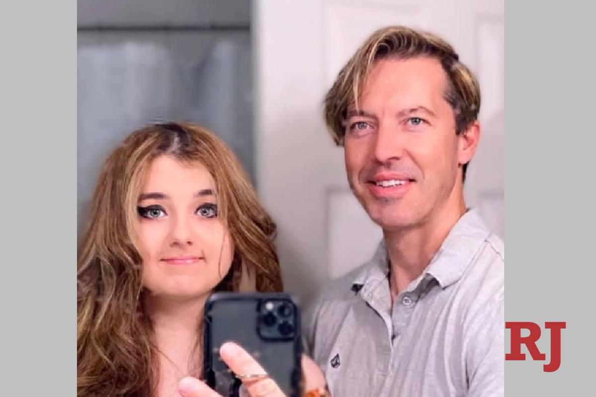 Daniel Halseth and his daughter Sierra are seen in this image posted to Facebook on Jan. 30, 20 ...