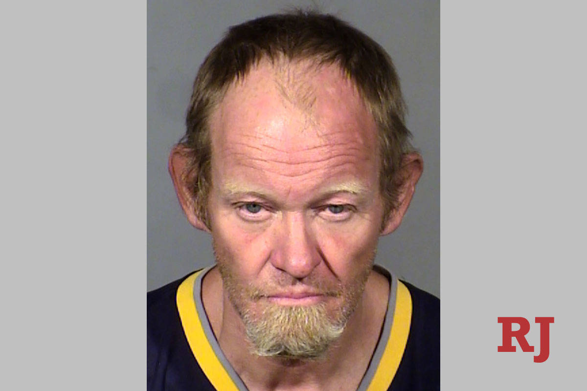 Ronald Allison has been arrested in the armed robbery at The Cosmopolitan of Las Vegas casino c ...