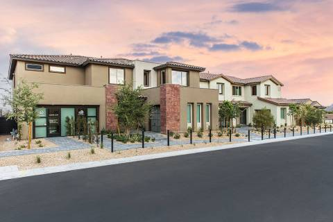 Summerlin West has yet another new neighborhood. Opening within the district of Redpoint is Car ...
