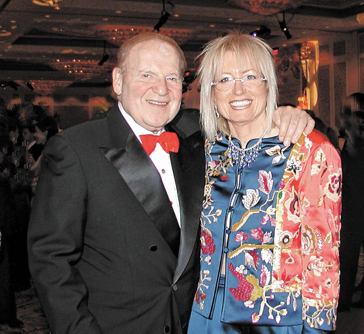Miriam Adelson named executor of late husband Sheldon Adelson's estate