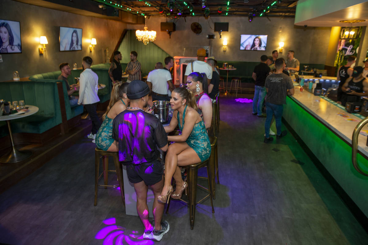 Alternative lifestyle bar The Garden is celebrating its one-year anniversary with a red carpet, ...