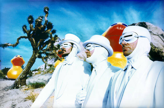 Primus is among the first headliners at The Theater at Virgin Hotels Las Vegas. (AEG Presents)
