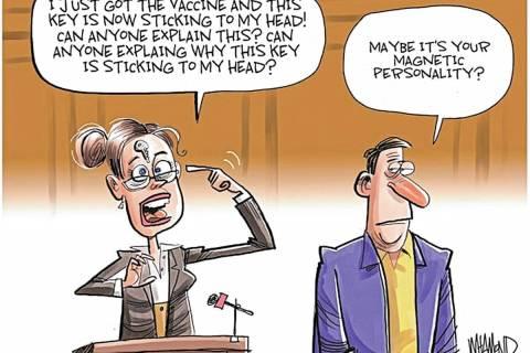 Dave Whamond/PoliticalCartoons.com