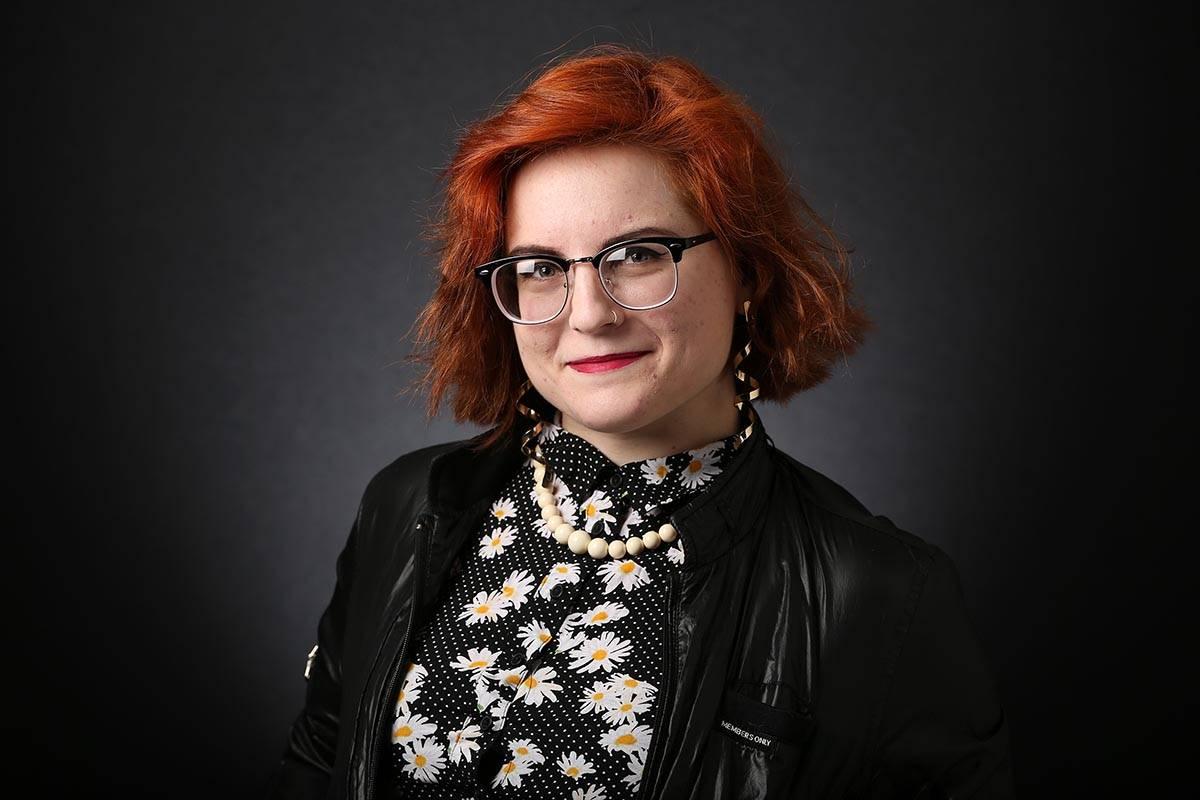 LeeAnn Eliasphotographed at the Las Vegas Review-Journal studio in Las Vegas, Wednesday, ...