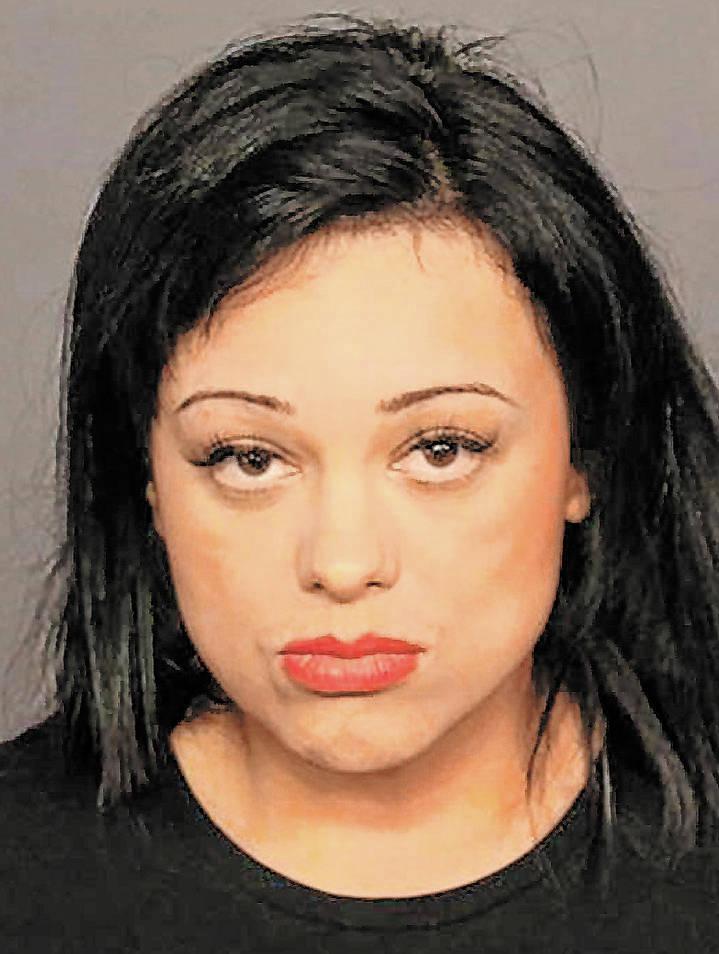 Samantha Moreno Rodriguez. (Las Vegas Metropolitan Police Department)