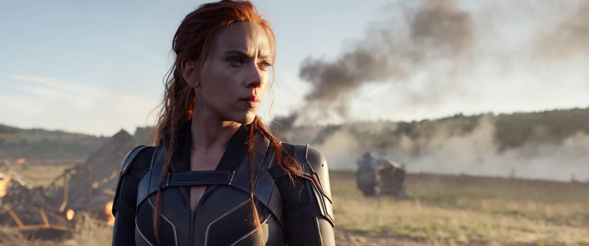 Marvel Studios' BLACK WIDOW Black Widow/Natasha Romanoff (Scarlett Johansson) Photo: Film Fra ...
