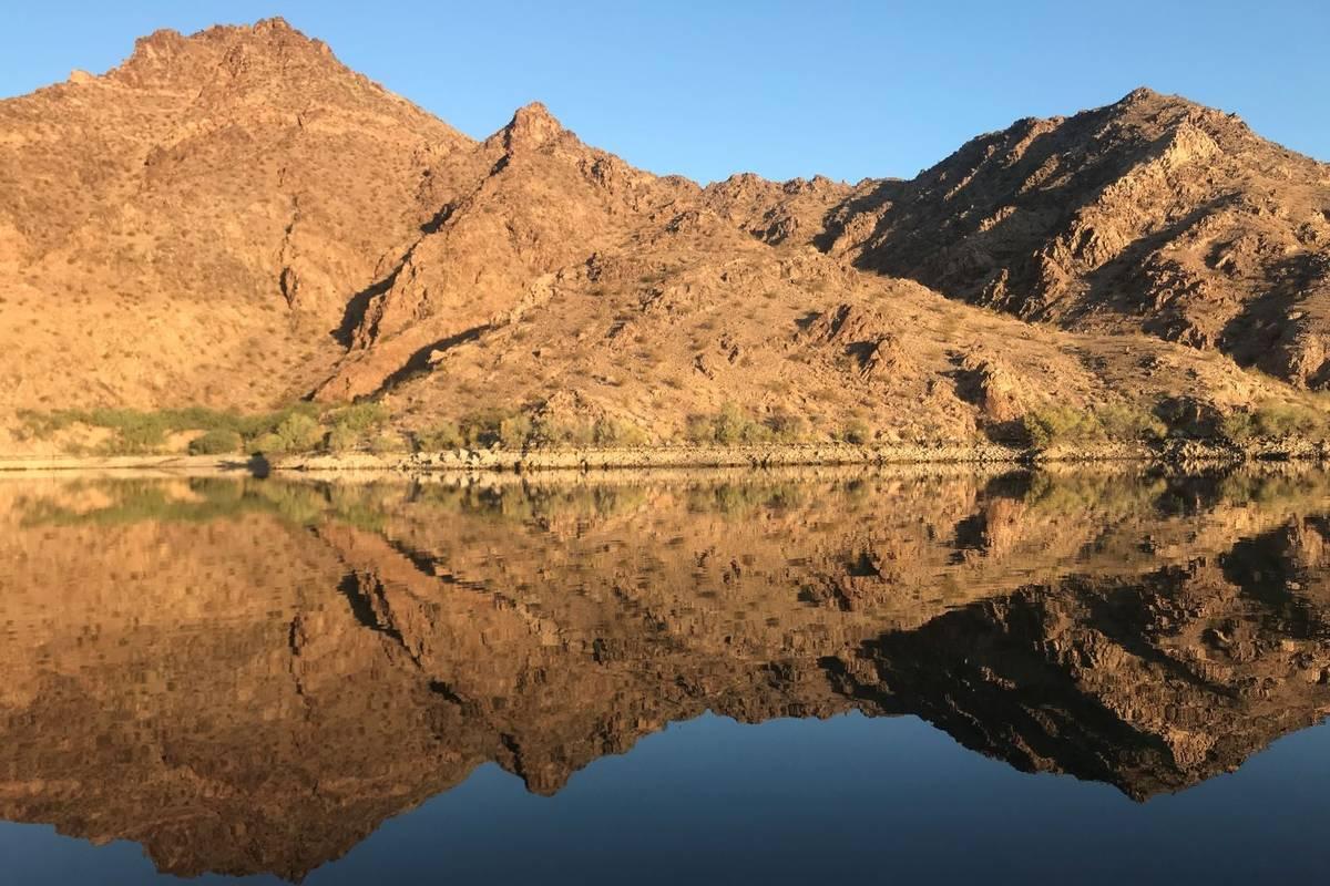Lake Mohave (Las Vegas Review-Journal)